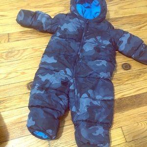 Gap boys snowsuit/jacket